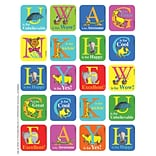 Eureka® Theme Sticker, Dr. Seuss™ ABC, 120/Pack