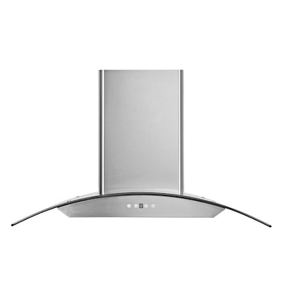 Cavaliere 36'' 860 Cfm Ducted Wall Mount Range Hood