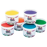 Color Splash® Modeling Dough, 6/Set