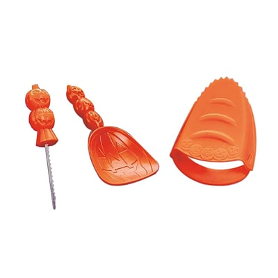 S&S® Pumpkin Carver Set, 12/Pack
