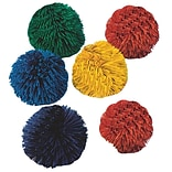 Spectrum™ Kooshie Balls, 4 1/2, Assorted, 6/Set