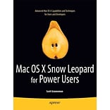Mac OS X Snow Leopard for Power Users