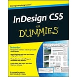 InDesign CS5 For Dummies Galen Gruman Paperback