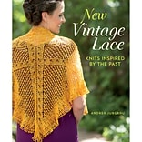 F&W Media New Vintage Lace: Knits Inspired By the Past Paperback Book