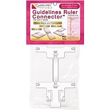 Guidelines4quilting™ Guidelines Ruler Connector