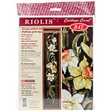 Riolis® 7 3/4 x 36 1/4 Counted Cross Stitch Kit, Daffodils
