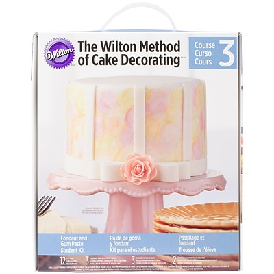 Wilton® Student Decorating Kit: Course 3 Book