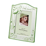Lillian Rose™ Baby Collection 5 1/4 x 7 Baby Photo Frame, Sweet Pea