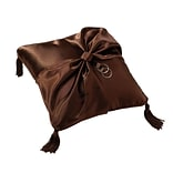 Lillian Rose™ 8 Ring Pillow, Brown