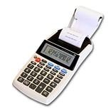 Datexx AC/DC Handheld Printer Calculator