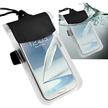Insten® Waterproof Bag Case For Cell Phone/PDA; Clear