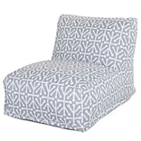 Gray Aruba Bean Bag Chair Lounger