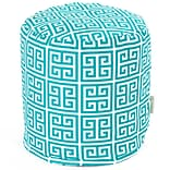 Pacific Towers Small Pouf Ottoman