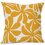 Outdoor Yellow Plantation Large Pillow