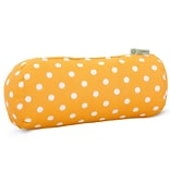 Outdoor Citrus Ikat Dot Bolster Pillow