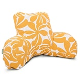 Yellow Plantation Reading Pillow