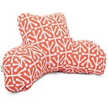 Orange Outdoor/Indoor Aruba Reading Pillow