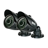 2/PK 700 TVL Indoor/Outdoor Bullet Camera