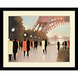 Amanti Art Paris Remembered Framed Art by Lorraine Christie