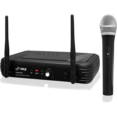 Pyle®Pro Premier Series Professional UHF Wireless Handheld Microphone System