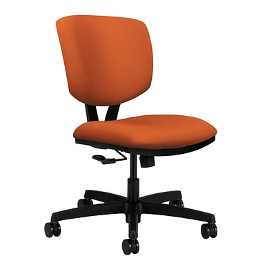 HON® Volt® Office/Computer Chair, Tangerine Fabric