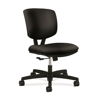 HON® Volt® Office/Computer Chair, Tectonic Black Fabric