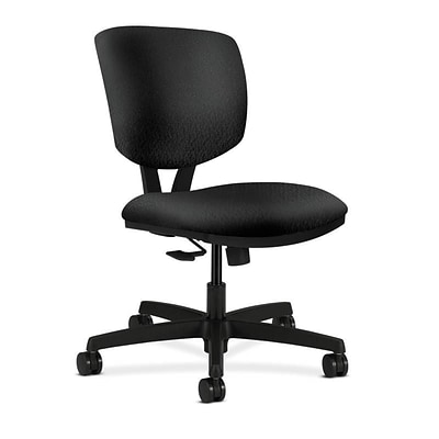 HON® Volt® Office/Computer Chair, Black Fabric