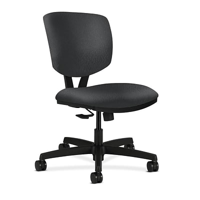HON® Volt® Office/Computer Chair, Charcoal Fabric
