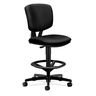 HON® Volt® Office/Computer Stool, Black
