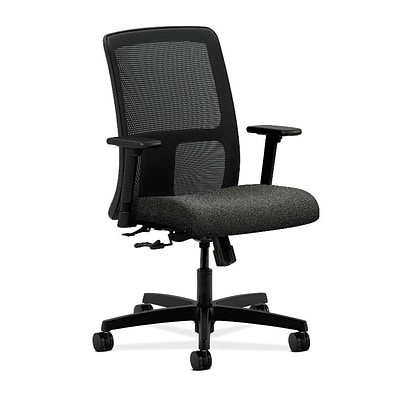 HON® Ignition® Mesh Low-Back Office/Computer Chair, Gray