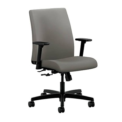 HON® Ignition® Low-Back Office/Computer Chair, Taupe