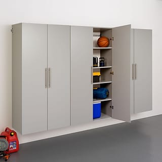 Prepac™ 108 3 Piece Storage Cabinet Set E