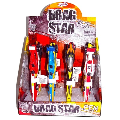 Inkology Drag Star Pen