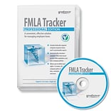 Gradience® SR1072 FMLA Tracker Professional HR Software