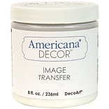 Deco Art® Americana® Decor™ 8 oz. Decor Image Transfer Medium, Clear