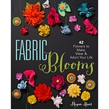 Sterling Publishing Fabric Blooms Paperback Book
