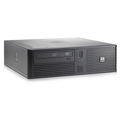 Refurbished HP RP5700 SFF-1.8-160GB-2GB, Intel Core 2 Duo Windows 7 Home