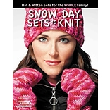Snow Day Sets to Knit by Leisure Arts