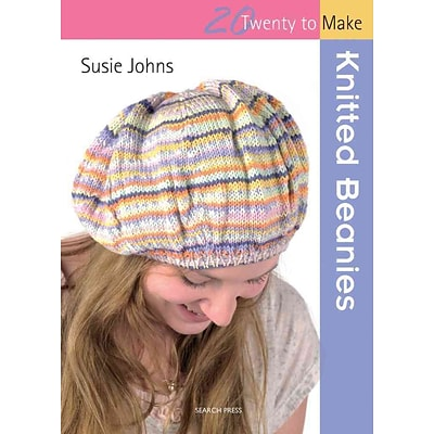Search Press Books-Knitted Beanies (20 To Make)