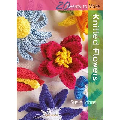 Knitted Flowers (Twenty to Make)