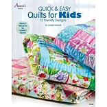 Quick & Easy Quilts for Kids by C. Ewbank