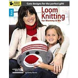 Loom Knitting for Mommy & Me by LeisureArts