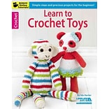 Learn to Crochet Toys by Ida Herter