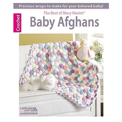 Baby Afghans -- The Best of Mary Maxim