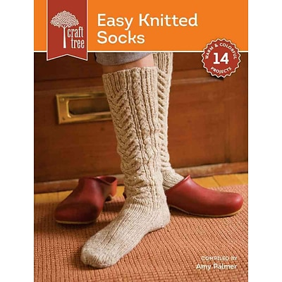 Craft Tree Easy Knitted Socks