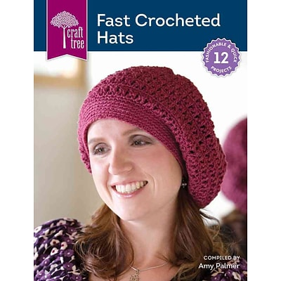Craft Tree Fast Crocheted Hats