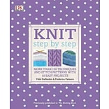 Knit Step by Step by V. Haffenden & Patmore