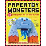 Papertoy Monsters by Brian Castelforte