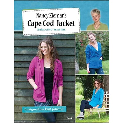 Nancy Zieman Patterns - Cape Cod Jacket