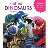 Knitted Dinosaurs by Tina Barrett